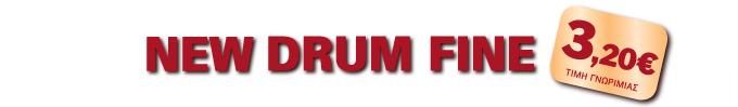 New Drum Fine